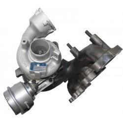 PD105 1.9TDI KKK Turbocharger BV39