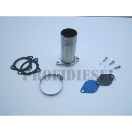 EGR DELETE KIT 1.9 TDI PD 90 110 115 Race Pipe