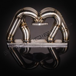 CUSTOM EXHAUST TUBULAR MANIFOLD FOR 1.9TDI 8v GTB1756VK / GTB205